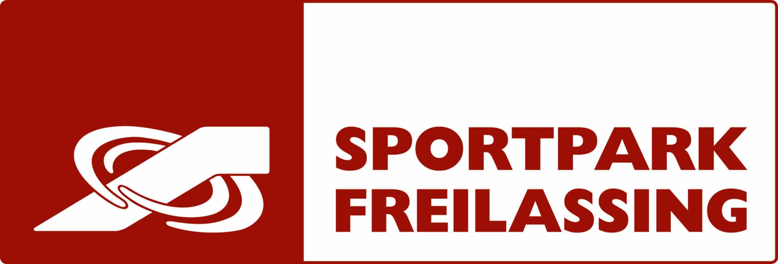 Freizeitlogo-Sportpark-Dunkelrot-Klammer