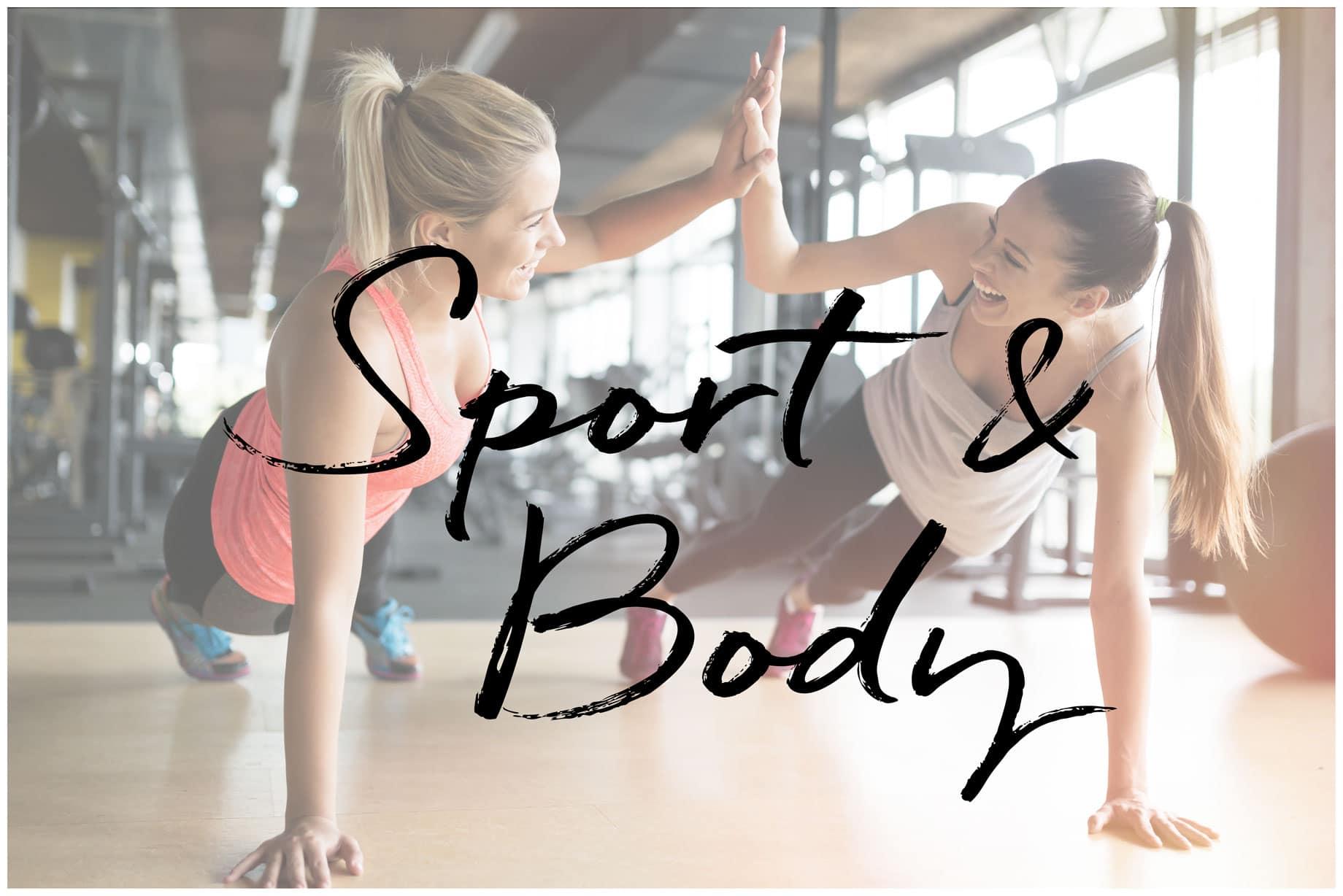 Sport und Body Rubrik Impuls Lifestyle