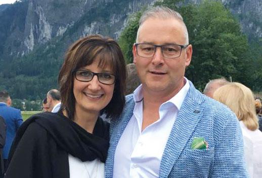 Max und Steffi Schnellinger