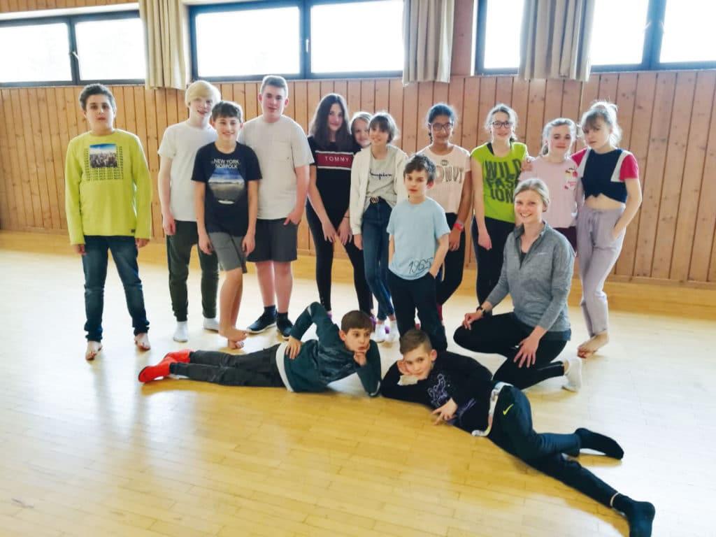 Kids-Sport im TSV Freilassing