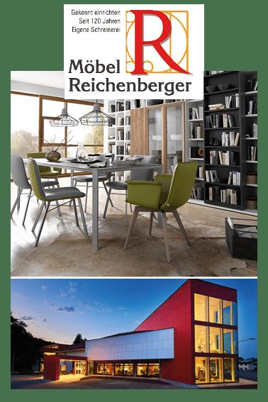 Moebel Reichenberger Visitenkarte